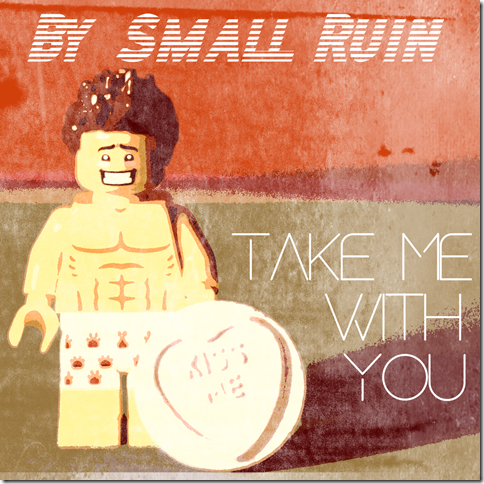 Take Me With You - single artwork