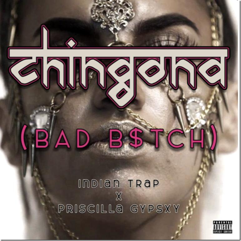 Cover Art Chingona