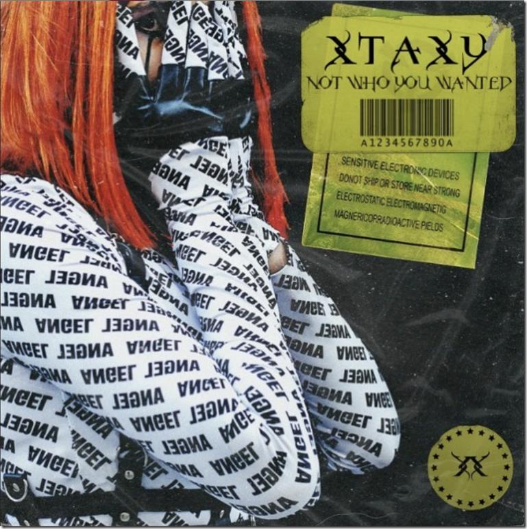 XTAXY COVER ART