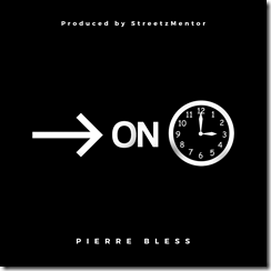 Pierre Bless - Right On Time artwork